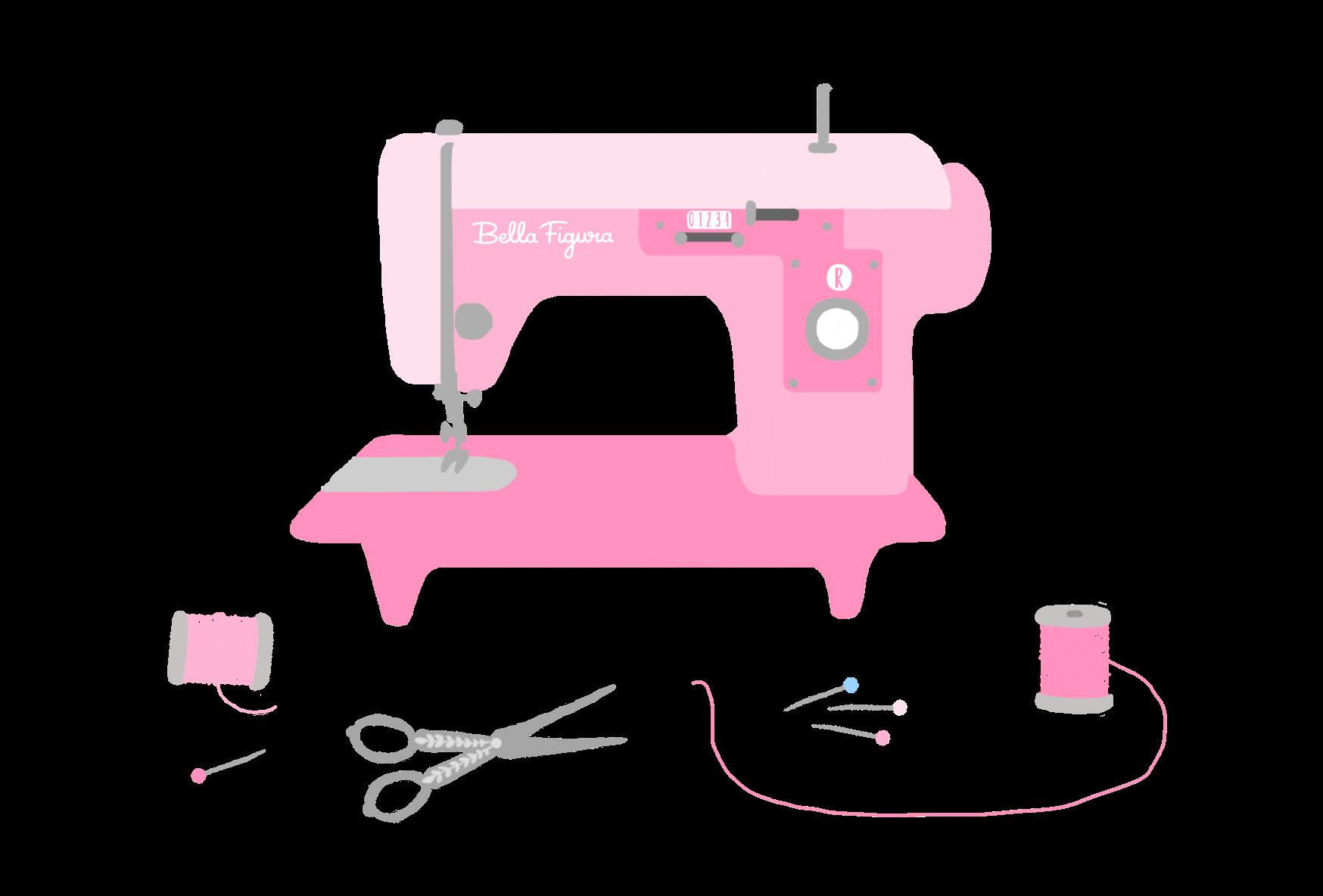 Sewing-machine - Bella Figura