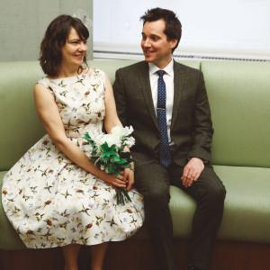 Laura and Matt bridal gallery